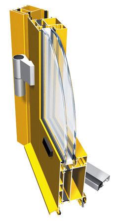 Alüminyum Pencere Kapı Sistemleri